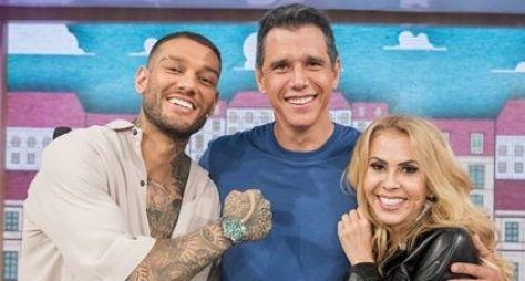 """""""Tamanho Família"""" faz passeio pelo mundo da música com Joelma e Lucas Lucco"""