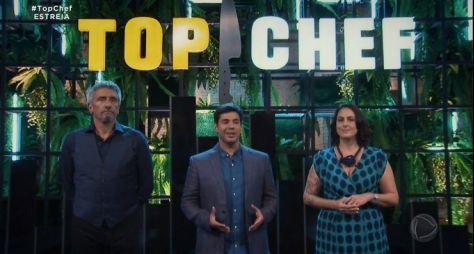 Top Chef: Record TV não consegue emplacar novo reality show de gastronomia