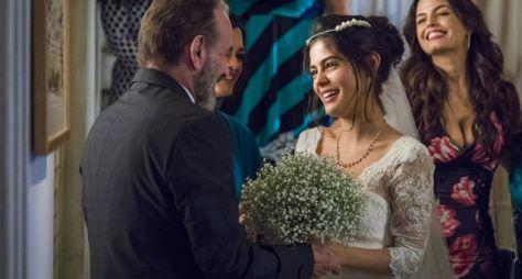 Órfãos da Terra: Jamil e Laila se casam sob a ameaça de Aziz Abdallah