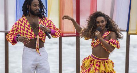 PopTv na Praia: show de Manu e vexame de Ticiano