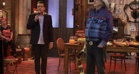 Domingo Show: Geraldo Luís faz homenagem especial ao cantor Sérgio Reis;