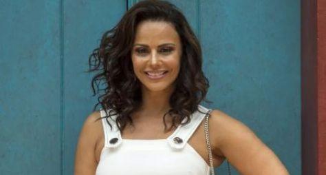 Viviane Araújo participará de reality show da Globo