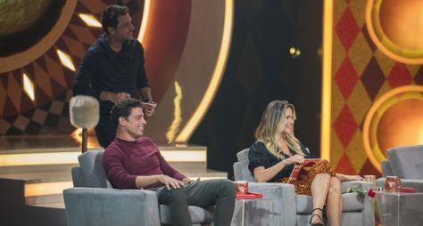 "Cauã Reymond, Ingrid e Rodrigo Lombardi voltam ao júri do ""Gonga la Gonga"""