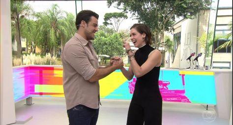 Na faixa das 14h, após o fim do Vídeo Show, Globo mantém vice-liderança