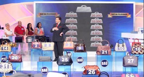 SBT: Confira as atrações do Programa Silvio Santos deste domingo (5)