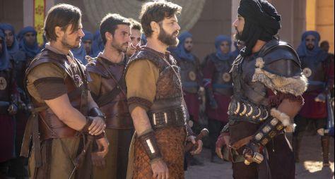 Jezabel: Hannibal e Barzilai lutam pela disputa do comando do exército