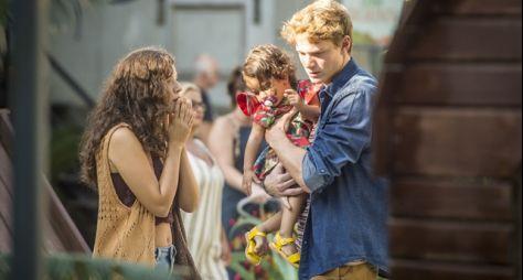Toda Forma de Amar: Filipe impede Rita de se aproximar da filha