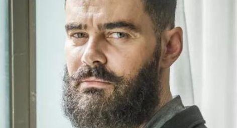 """Carmo Dalla Vecchia caracterizado para """"Órfãos da Terra"""""""