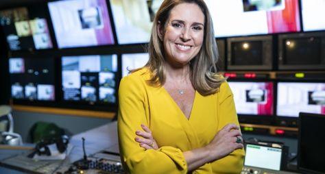 """Renata Capucci está de volta ao """"Via Brasil"""", da GloboNews"""