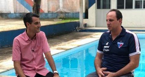 Esporte Espetacular: Rogério Ceni fala sobre a expectativa de enfrentar o SP