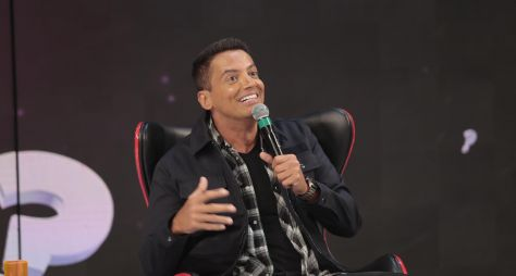 Leo Dias conta detalhes de seu livro no Programa Raul Gil deste sábado (11)