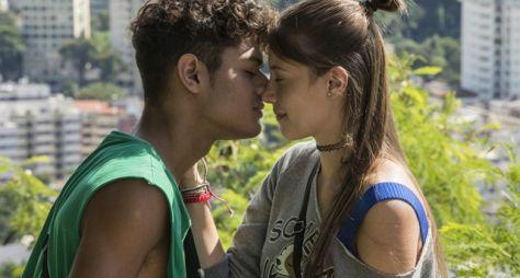 Toda Forma de Amar: Anjinha e Cléber se beijam pela primeira vez