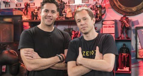 Zero1: Tiago Leifert recebe Thiago Pereira para uma disputa
