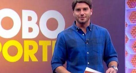 Conheça os substitutos imediatos de Felipe Andreoli no Globo Esporte