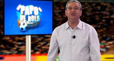"""""""Papo de Bola"""", novo esportivo da RedeTV!, estreia hoje, às 19h"""