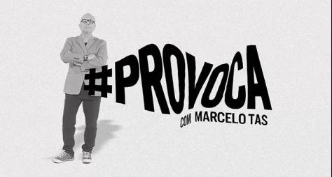 """TV Cultura estreia hoje a nova versão do """"Provocações"""", com Marcelo Tas"""