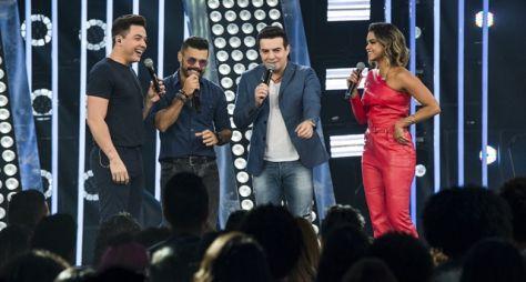 Chitãozinho & Xororó, Luísa Sonza e Felipe Araújo entre os tops deste sábado