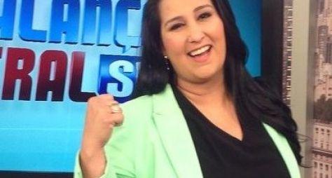 Fabíola Gadelha apresentará telejornal da Record TV Manaus
