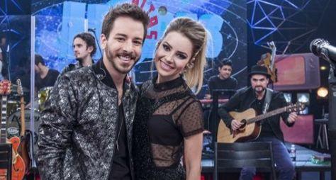 Especial Sandy & Júnior: dupla faz show exclusivo no palco do Altas Horas