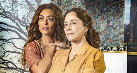 Nívea Maria e Juliana Paes serão mãe e filha pela terceira vez na dramaturgia