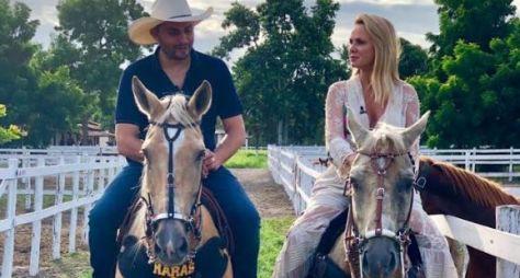 Eliana visita fazenda de Mano Walter em Alagoas neste domingo