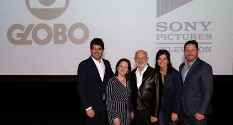 Globo e Sony Pictures Television fecham acordo para coproduzir séries
