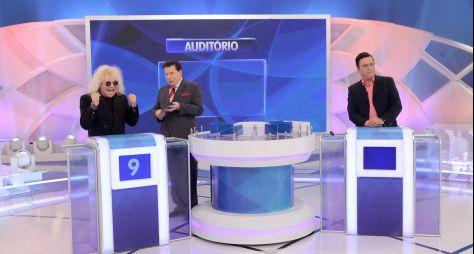 Ovelha e Nahim participam do Programa Silvio Santos neste domingo (19)