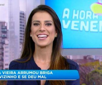 A Hora da Venenosa é vice-líder isolada e vence talk show do SBT