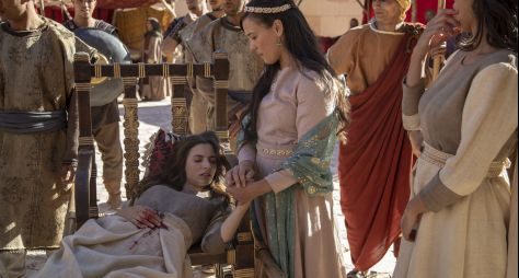 Jezabel: Princesa ordena aos soldados que tirem a vida de Aisha
