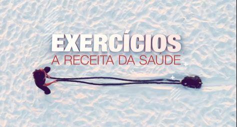 """""""Jornal da Band"""" exibe série especial sobre a importância da atividade física"""