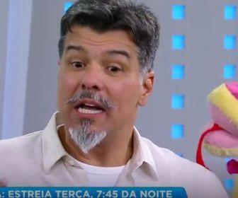 A Hora da Venenosa lidera com participação de atores de Topíssima