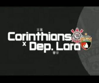 RedeTV! exibirá compacto Corinthians x Deportivo Lara nesta quinta-feira