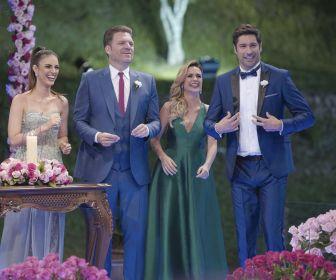 "Ator Victor Pecoraro se casa no ""Fábrica de Casamentos"" deste sábado (25)"
