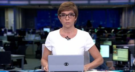 Jornal da Globo registra baixos índices de audiência na Grande São Paulo