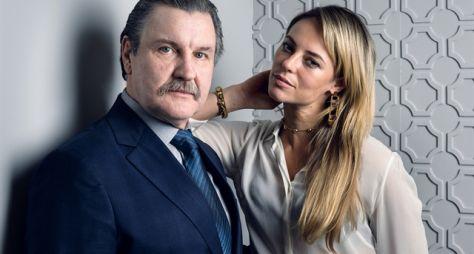 "Paolla Oliveira chega a ""Assédio"" como Carolina, amante do protagonista"
