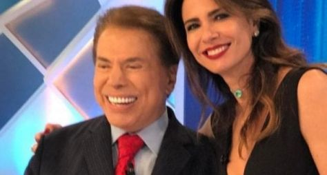 """Sônia Abrão e Luciana Gimenez gravam participação no """"Jogo das 3 Pistas"""""""