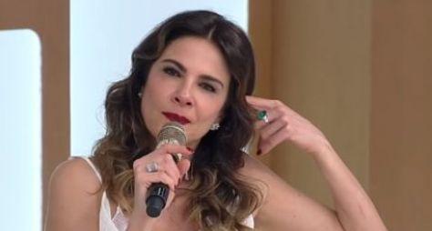 Luciana Gimenez cancela participação no Programa Silvio Santos