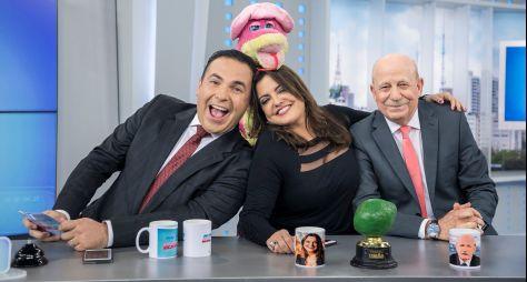 A Hora da Venenosa abre três pontos de vantagem sobre sessão de filmes da Globo