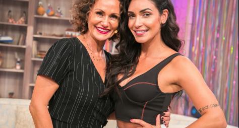 """Ex-bailarina do Faustão, Daya Luz participa do """"Ritmo Brasil"""", da RedeTV!"""