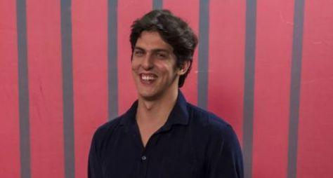 Rafael Infante comemora participação em série e sua estreia em novelas