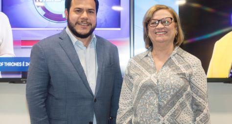 Record News e Grupo Diário de Comunicação assinam novo contrato de transmissão