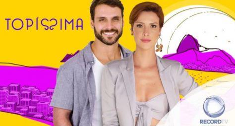 """Direção da Record TV ainda não definiu a substituta de """"Topíssima"""""""