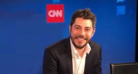 Evaristo Costa e William Waack são contratados pela CNN Brasil