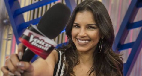 "Mariana Rios deixa o time do ""The Voice Brasil"""