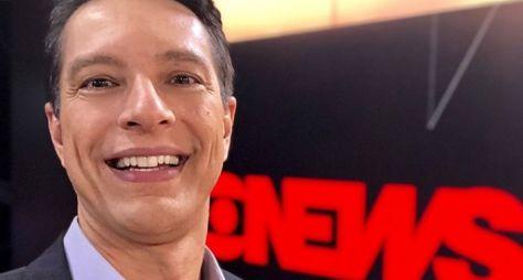 """Sérgio Aguiar e Janine Borba apresentarão o """"Jornal da Record 24h"""""""