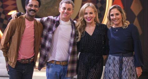 """Angélica, Luís Miranda e Heloísa Périssé participam do júri do """"Gonga la gonga'"""""""