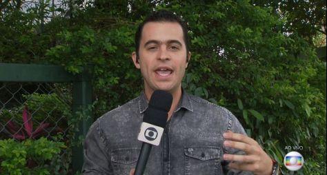 Guilherme Pereira irá substituir Mauro Naves na cobertura da Copa América