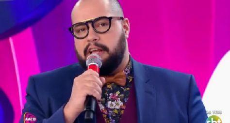 Tiago Abravanel deixa equipe do PopStar e quer emplacar programa de gastronomia