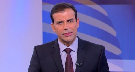 "William Côrrea reassumiu o comando do ""Jornal da Cultura"""