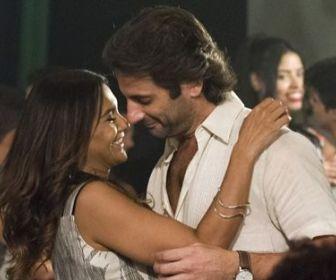 Verão 90: O primeiro beijo de Janaína e Raimundo